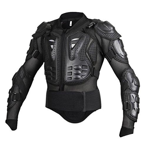 Dexinx Motorrad Radfahren Reiten Full Body Armor Rüstung Protector Professionelle Street Motocross Guard Shirt Jacke mit…