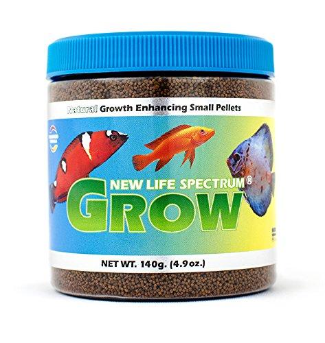 New Life Spectrum Grow 140g (Naturox Series)