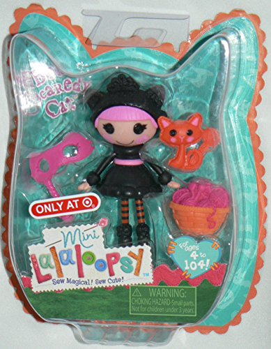 Mini Lalaloopsy Halloween Exclusive Boo Scaredy Cat (Lalaloopsy Target Exclusive compare prices)