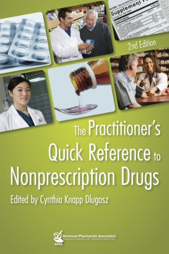 The Practitioner's Quick Reference to Nonprescription Drugs Pdf