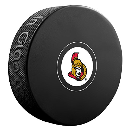 Ottawa Senators Official NHL Logo Souvenir Autograph Hockey Puck