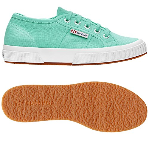 Unisex AQUA Adulto Superga GREEN S4s 75w4X4
