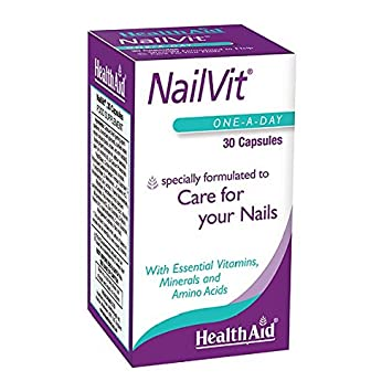 Amazon.com: Health Aid nailvit (Vitaminas del grupo B ...