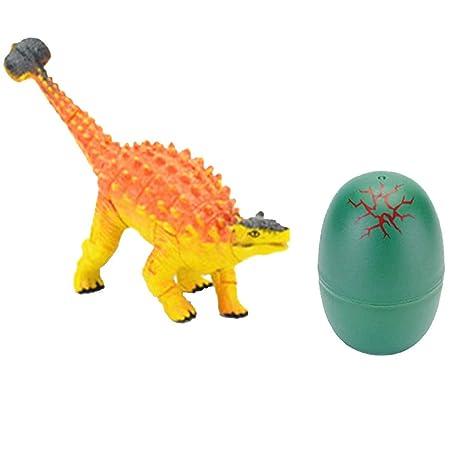ANRUX, Puzzle 3D a Forma di Dinosauro con Uova di Dinosauro