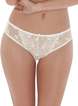 Charnos 149012 Suzette Thong in Black