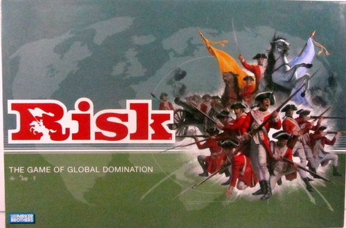2003 Risk The Game of Global Domination Board Game - Retired