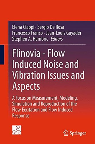 Flinovia - Flow Induced Noise and Vibration Issues and Aspects: A Focus on Measurement, Modeling, Simulation and Reproduction of the Flow Excitation and Flow Induced Response