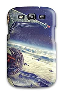 Worley Bergeron Craig's Shop Case Cover, Fashionable Galaxy S3 Case - Futurama 4455542K96187532