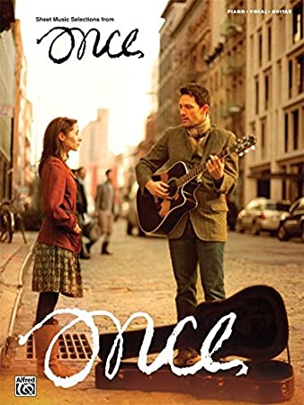 Once: Sheet Music From The Broadway Musical. Partitions pour Piano ...
