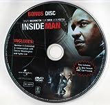 Inside Man Target Exclusive Bonus DVD