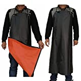 reagan butcher - OKOKMALL US--Waterproof Full Apron PVC Coated Garden Kitchen Butcher Cleaning Wear Unisex New
