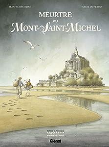 vignette de 'Meurtre au Mont-Saint-Michel (Jean-Blaise Djian)'
