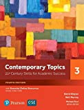 Contemporary Topics 3 4th Edition
