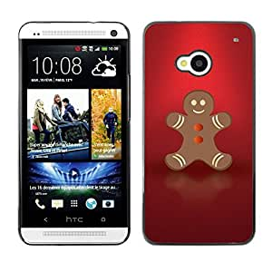 Finland and USA Mixed Flag Plastic Phone Case Back Cover HTC One M7 Kimberly Kurzendoerfer