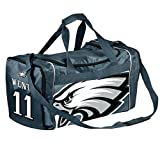 FOCO Philadelphia Eagles Carson Wentz #11 Core Duffel Bag