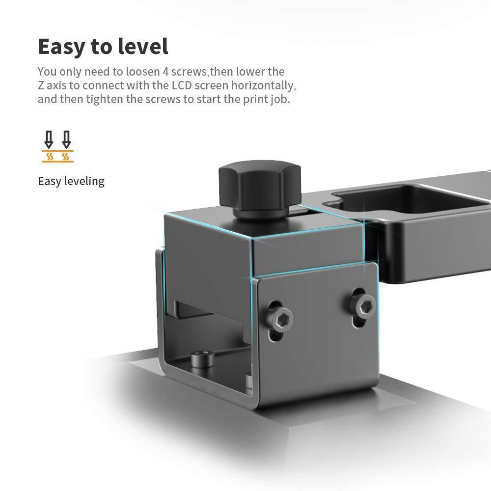 Creality LD002R - Impresora 3D con función de purificación de aire ...