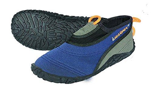Aqua Sphere Beachwalker - Escarpines para niñoss Azul