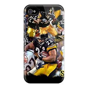 For iphone 5c Tpu Phone Case Cover(pittsburgh Steelers)