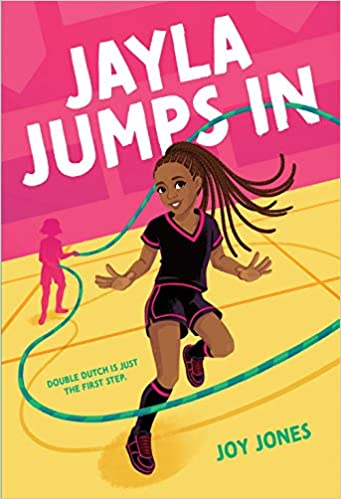 Jayla Jumps In - Books with Black Protagonists