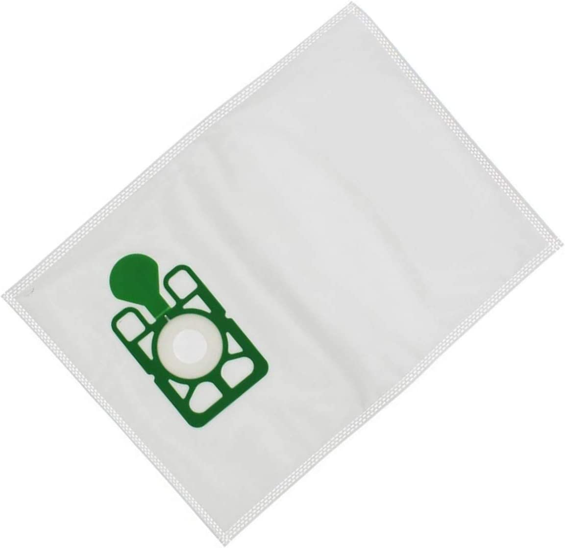 FindASpare Vacuum Cleaner Microfibre Poly Dust Bags for Henry Numatic Hetty Basil James (Pack of 10) Pack of 20
