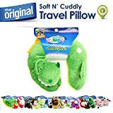 Cloudz Plush Animal Neck Pillows - Dinosaur / Rex