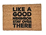 #4: Funny doormat outdoor welcome mat