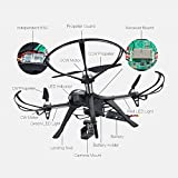 BRUSHLESS-MOTOR-Quadcopter-Bugs3-Independent-ESC-RC-Drone-Smart-Transmitter-Alarm-Function-High-Capacity-Battery-RTF-Drone-without-Camera-Support-GoPro-HERO-Cameras-and-Sports-Cameras