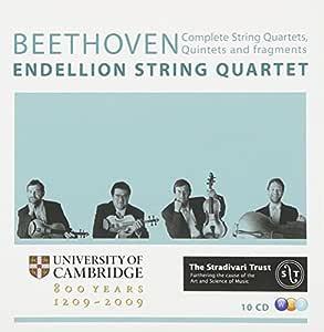 Comeplete String Quartets / Quintets & Fragments