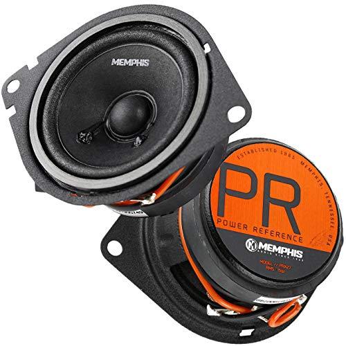 "Memphis Audio PRX27 2-3/4"" Midrange Speakers"