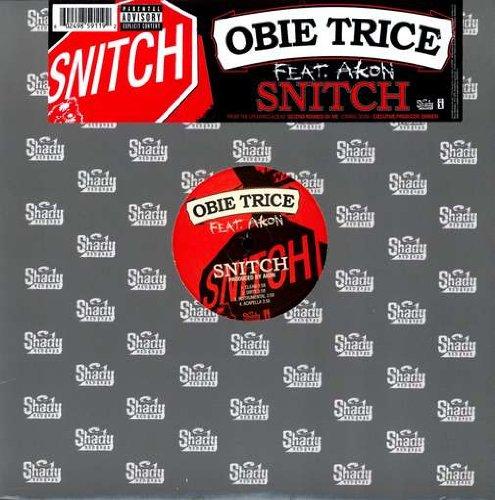 Obie Trice - Snitch [vinyl] - Zortam Music