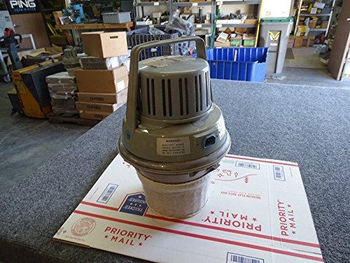 Nilfisk GSEJ 115 Motor Pump for GS83 Industrial Vacuum 115V 60hz 6A from Nilfisk