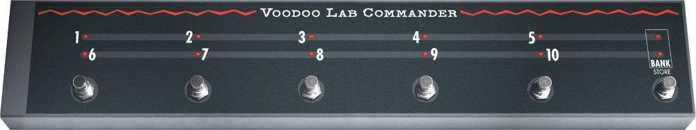 Voodoo Lab Commander Guitar Footswitch