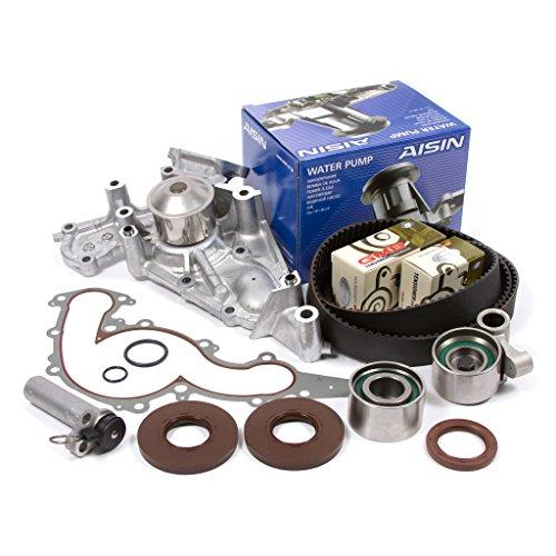 (Fits 98-10 Lexus Toyota 4.0 DOHC 32V 1UZFE / 4.3 DOHC 32V 3UZFE / 4.7 DOHC 32V 2UZFE Timing Belt Kit w/Hydraulic Tensioner AISIN Water Pump)