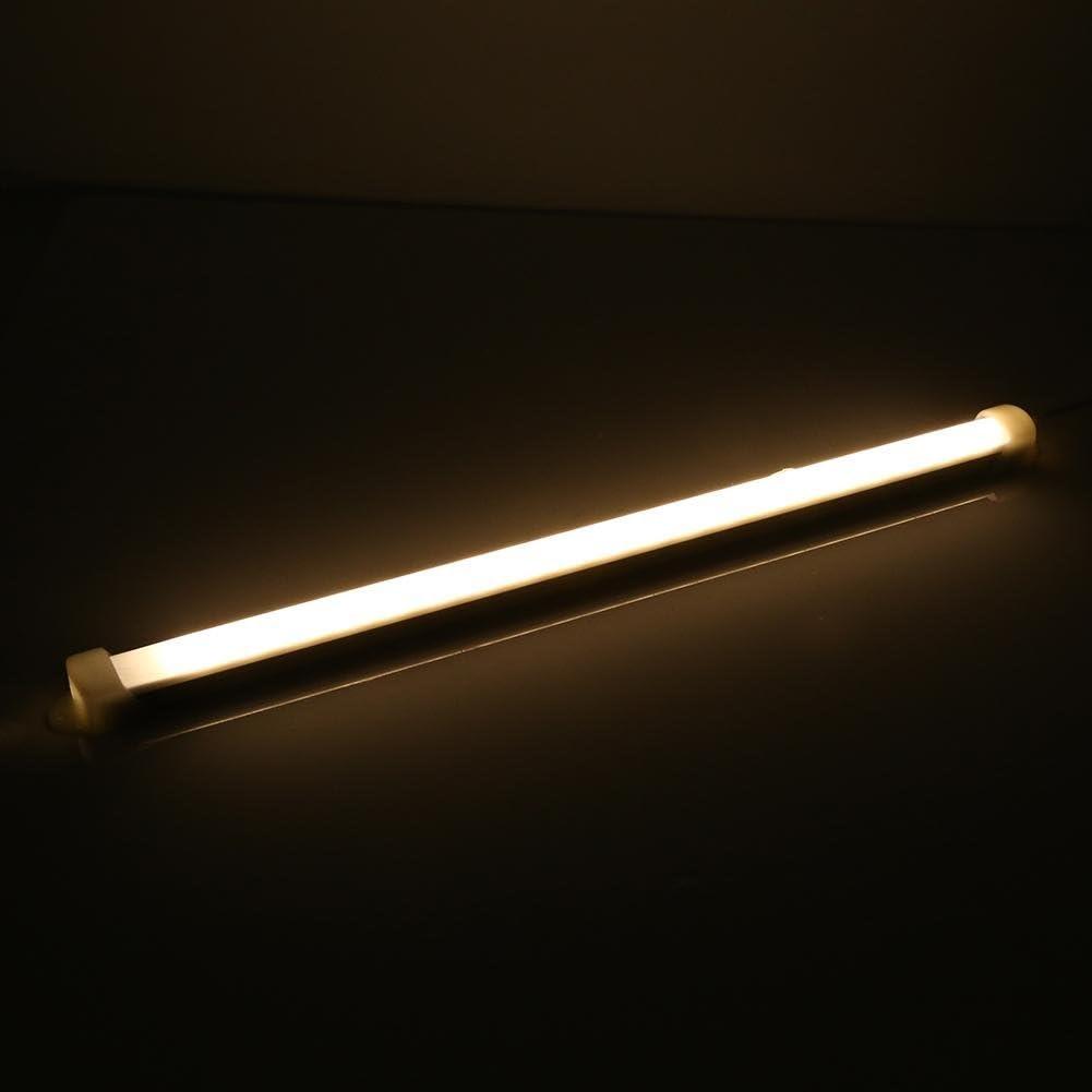 Tubo L/ámpara regulable blanco port/átil USB LED l/ámpara lectura luz gabinete para Dortoir Carlos techo y bajo la luz del gabinete la cocina y de ba/ño estantes Corded 5/V