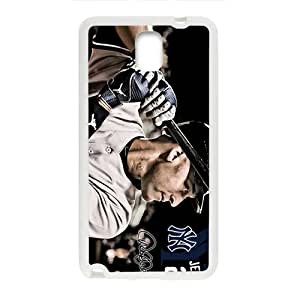 New York Yankees-2#Jeter Phone Case for Samsung note3