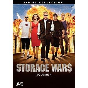 Storage Wars: Volume 4 [DVD] (2013)