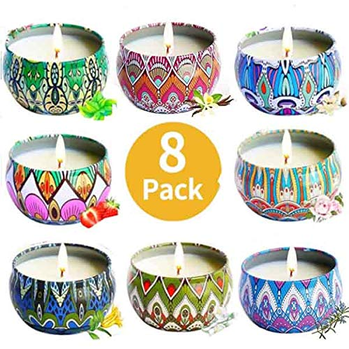 YCYH Scented Candles Gift