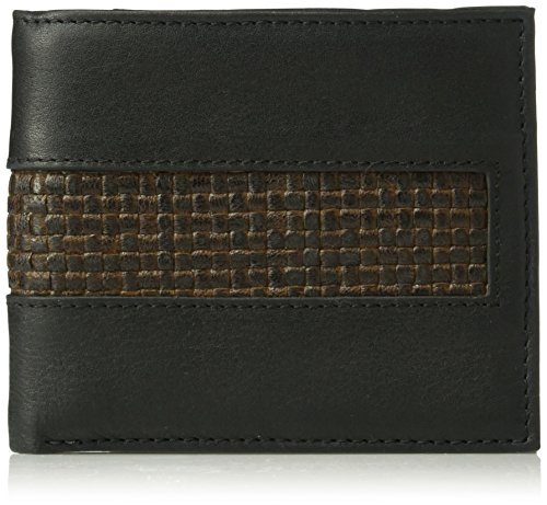 Tommy Bahama Men's Leather Slimfold-black, One Size (Tommy Big Bahama Tall And Clearance)