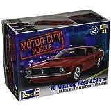 Revell '70 Mustang Boss 429 3 'N 1 Plastic Model Kit