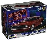 : Revell 1:24 '70 Mustang Boss 429 3 'N 1
