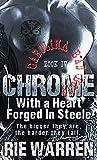 download ebook chrome: with a heart forged in steele  (carolina bad boys book 4) pdf epub