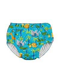 I-Play. Baby Boys' Snap Reusable Absorbent Swim Diaper