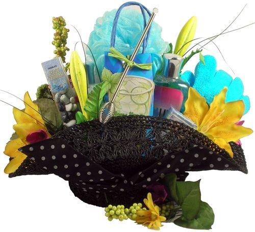 Gift Basket Village Endless Summer Tropical Gift Set for Her