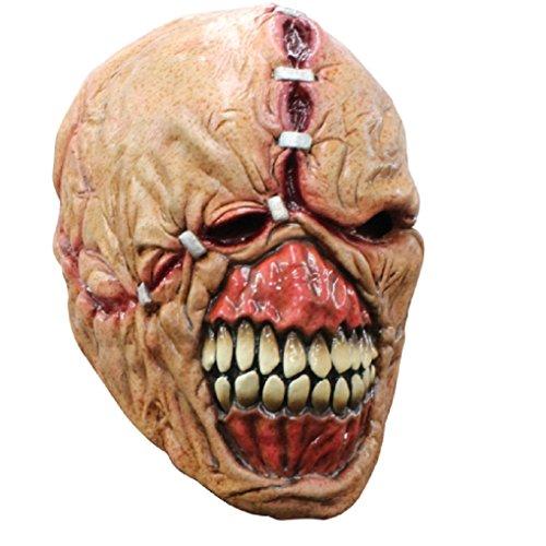 Faerynicethings Resident Evil Nemesis - Latex Mask - -