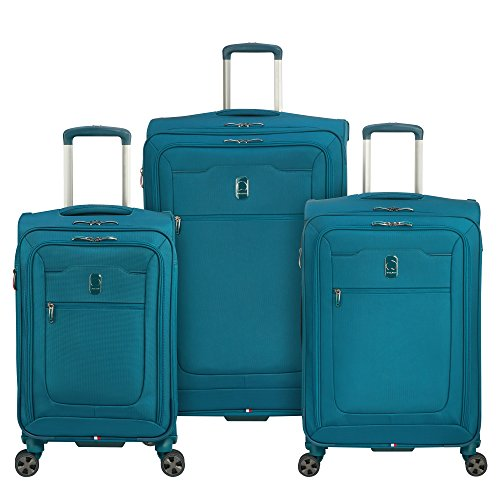 DELSEY Paris Hyperglide 3 Piece Luggage Set 3-pc (21