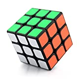 #4: DONGJI Speed Cube 3x3x3 Cube Puzzles, ABS Speed Puzzle Magic Cube, Party Favors, for Professional Enthusiasts