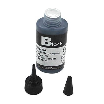Cuiyoush - Tinta para impresora de secado rápido para HP 1050 1000 ...