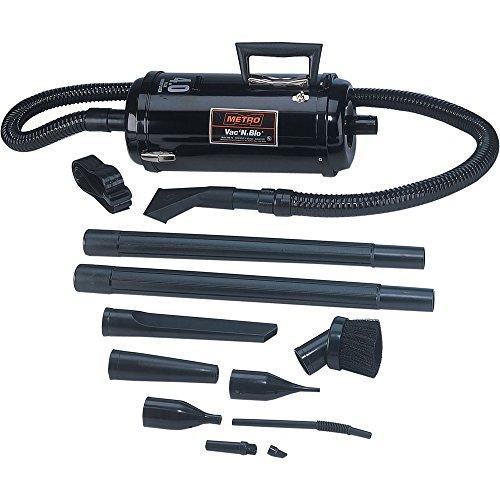 Metro Vacuum HRS83BA 4.0-Horsepower Garage Wall Mount High Capacity Vacuum/Blower