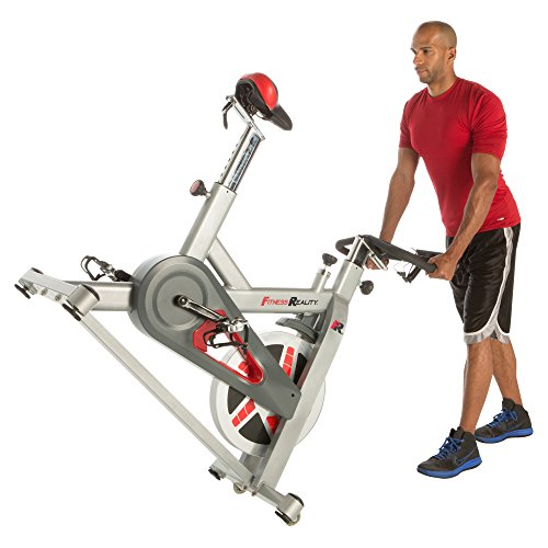 Exercise Bike Tall Person: Fitness Reality X-Class 520 Magnetic Tension Indoor Cycle