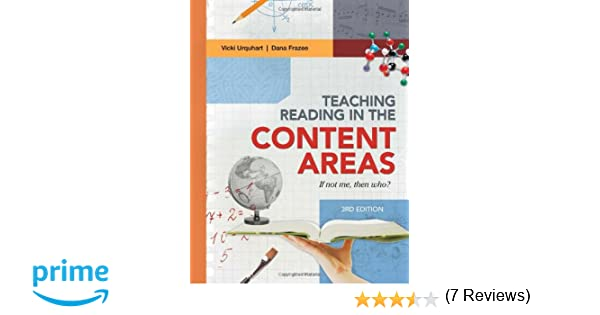 Amazon.com: Teaching Reading in the Content Areas: If Not Me, Then ...